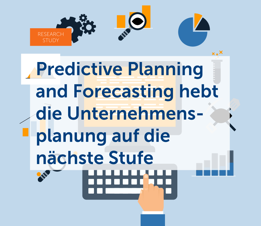 "BARC Studie ""Predictive Planning & Forecasting"" 2019"