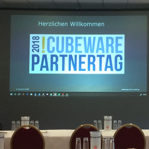 Cubeware Partner day 2018
