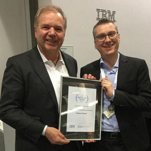 IBM Awards: Success made with Partners 2018