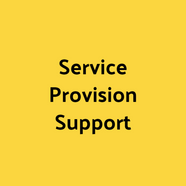 Service Provision Support